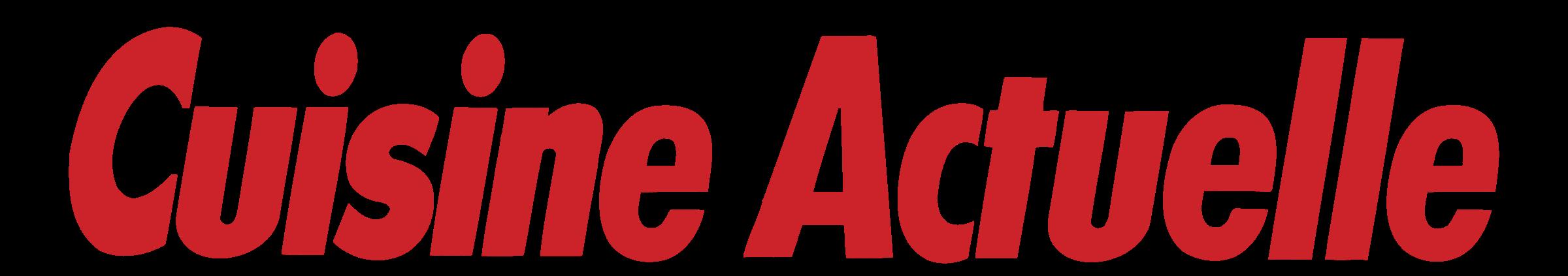 logo cuisine actuelle